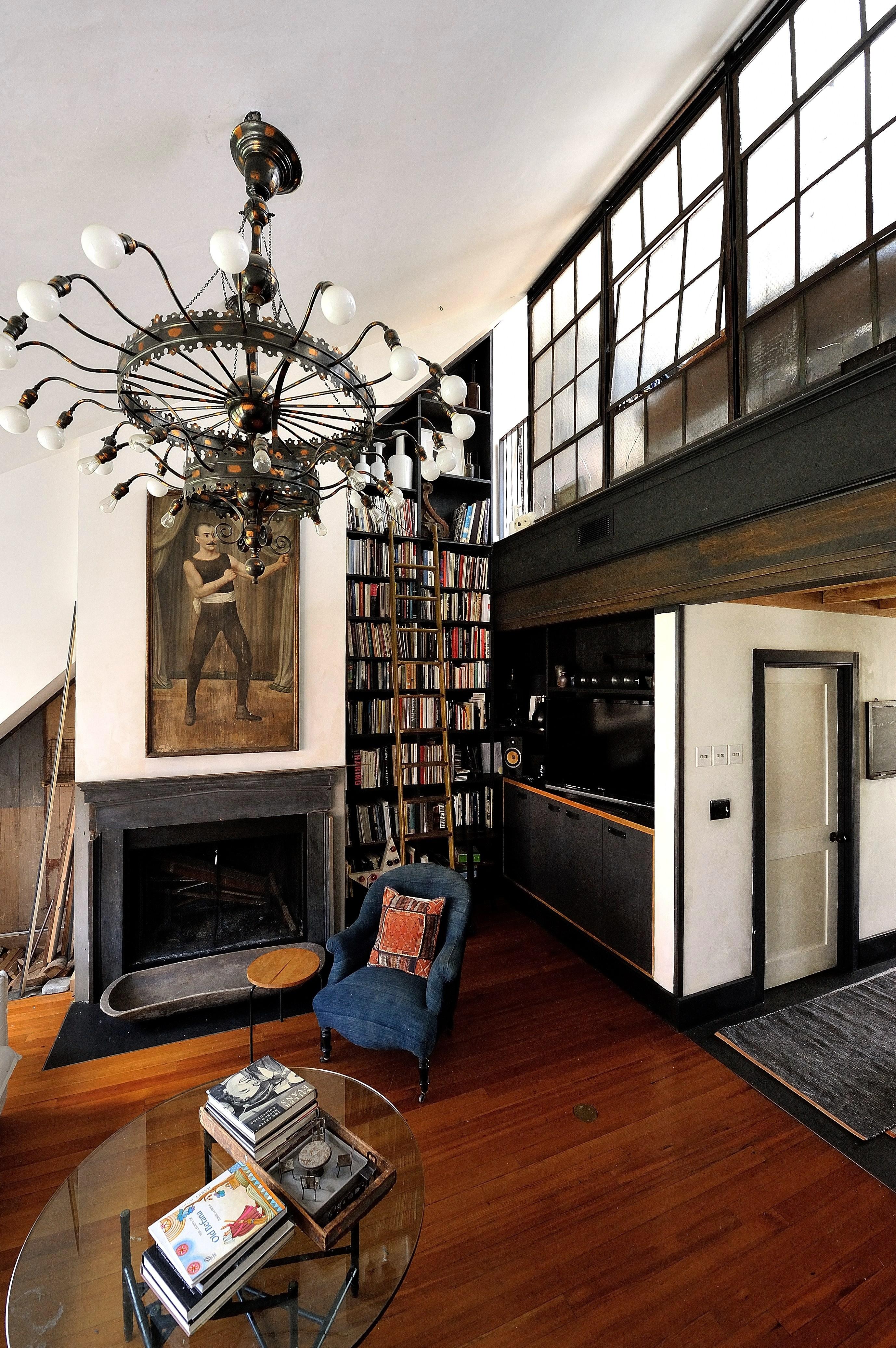 230 Elizabeth Street Jan Hird Pokorny Architect Little Italy New York City Townhouse Renovation