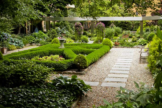 double feature gunn landscape architecture vert gardens
