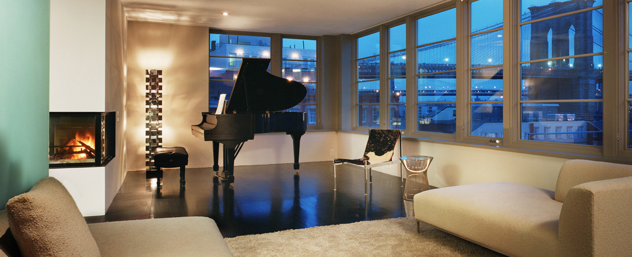 Featured Architect: Steven Harris Architects - Renovating NYC