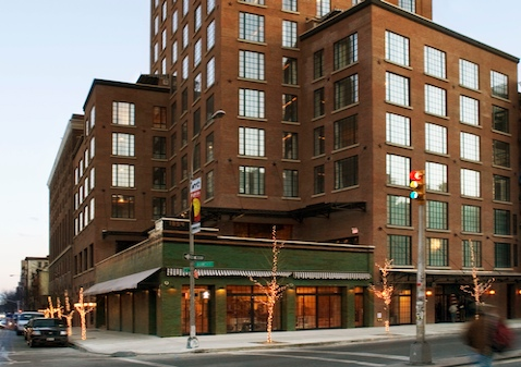 The Bowery Hotel New York City Exterior Building 480x337 E5b5a211 7220 4811