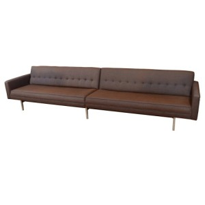 George Nelson 2 piece sectional