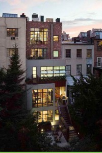 Ehrenberg Residence/ 22 Street Townhouse by Manuel Zeitlin Architects